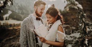 """Into the wild"" – Wedding Style Shooting"