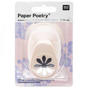 Stanze Gänseblümchen in Verpackung