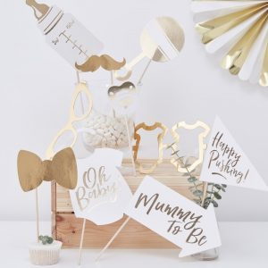 """Baby Shower"" Photo Booth Set von Ginger Ray"