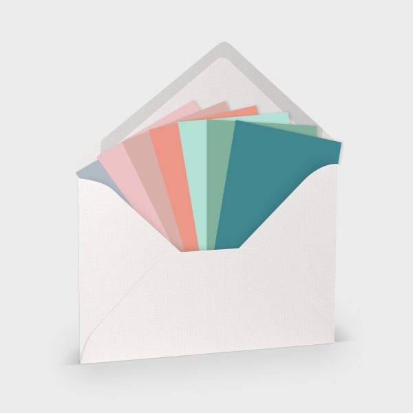 Paperado Musterfächer