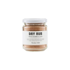 Dry Rub Sweet BBQ Marinade
