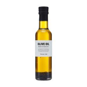 Olivenöl mit Kräuternl von Nicolas Vahé