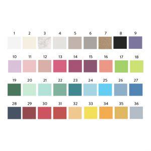 Paperado Farben
