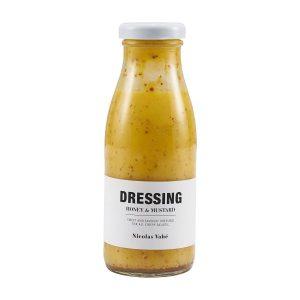 Salat Dressing mit Honig Senf Geschmack