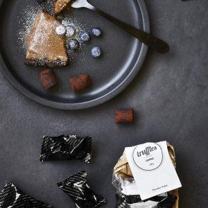 Lakritz Schokolade von Nicolas Vahé