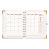 kalender-terminplaner-2020-apricot-streifen-monatsuebersicht