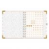 kalender-terminplaner-2020-apricot-streifen-sticker