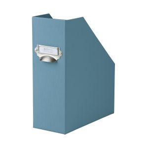 S.O.H.O. Stehsammler mit Griff in Denim/Blau (Rücken)