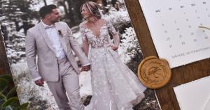 Carmen & Niclas – Hochzeitspapeterie